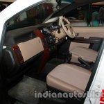 Tata Aria police patrol vehicle cabin