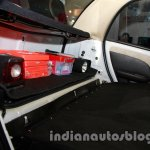 Tata Nano police patrol vehicle first aid kit and torch light