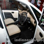 Tata Nano police patrol vehicle interior