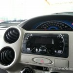 Toyota Etios Xclusive dashboard