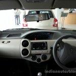 Toyota Etios Xclusive interiors