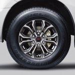 Toyota Fortuner TRD alloy wheel