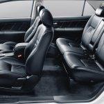 Toyota Fortuner TRD interior
