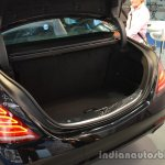 Transeco 2014 Mercedes S Class Boot