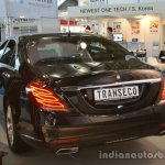 Transeco 2014 Mercedes S Class Rear
