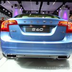 Updates Volvo S60 Rear