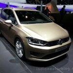 VW Golf Sportsvan Concept Front Left