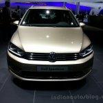 VW Golf Sportsvan Concept Front