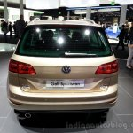 VW Golf Sportsvan Concept Rear