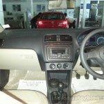 VW Polo Limited Editon dashboard