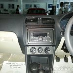 VW Polo Limited Editon music system