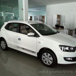 VW Polo Limited Editon side view