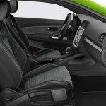 VW Scirocco Ultimate Edition interior