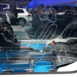 VW e-Golf cut section
