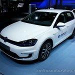 VW e-Golf front left quarter