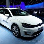 VW e-Golf front right quarter