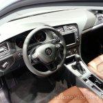 VW e-Golf interior