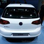 VW e-Golf rear
