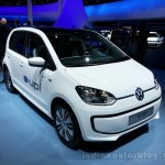 VW e-Up! front quarter