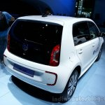 VW e-Up! rear quarter