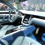 Volvo Concept Coupe Dashboard