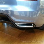 Volvo Concept Coupe Exhaust