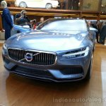 Volvo Concept Coupe Front Quarter