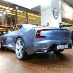 Volvo Concept Coupe Rear Quarter