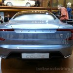 Volvo Concept Coupe Rear