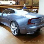 Volvo Concept Coupe rear left quarter