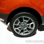 Wheel of the Ford EcoSport