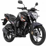 Yamaha Byson Indonesia - Black red