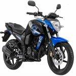 Yamaha Byson Indonesia - Blue Black