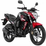 Yamaha Byson Indonesia - Read black