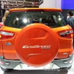 rear of the Ford EcoSport