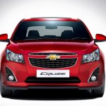 2013 Chevrolet Cruze facelift India front