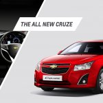 2013 Chevrolet Cruze facelift India launched