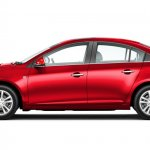 2013 Chevrolet Cruze facelift India side