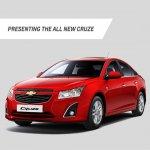 2013 Chevrolet Cruze facelift India
