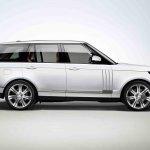 2013 Range Rover Black side