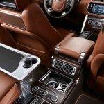 2013 Range Rover Black table