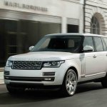 2013 Range Rover Black