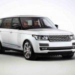2013 Range Rover Long Wheelbase