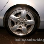 2014 Bentley Flying Spur alloy wheels