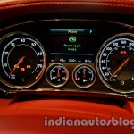 2014 Bentley Flying Spur instrument cluster