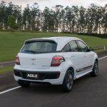Chevrolet Agile Effect rear
