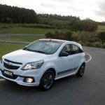 Chevrolet Agile Effect