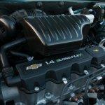Chevrolet Agile 2014 engine