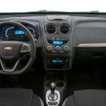 Chevrolet Agile 2014 interiors