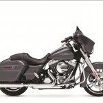 2014 Harley-Davidson Street Glide side